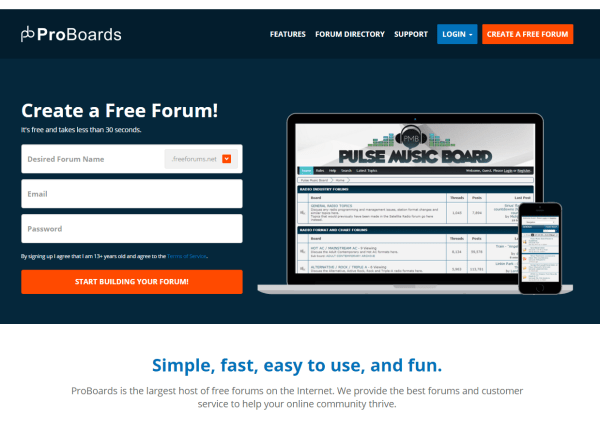 ProBoard Forum