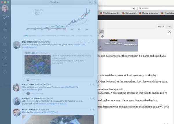 Screenshot Window