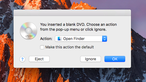DVD Finder Mac