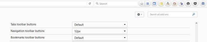 customize toolbar11