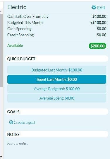 ynab_quick budget
