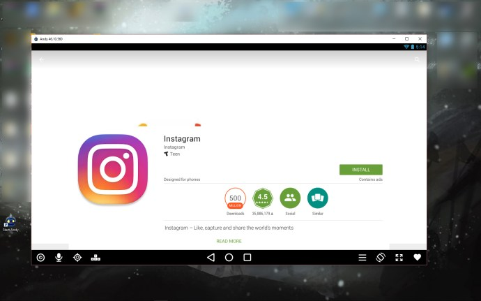 Install Instagram Google Play