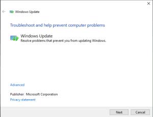 error 0x80004005 in Windows 10