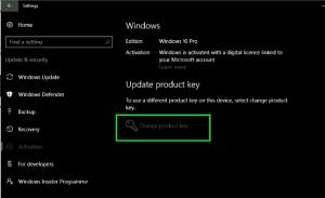 error 0x803f7001 in Windows 10