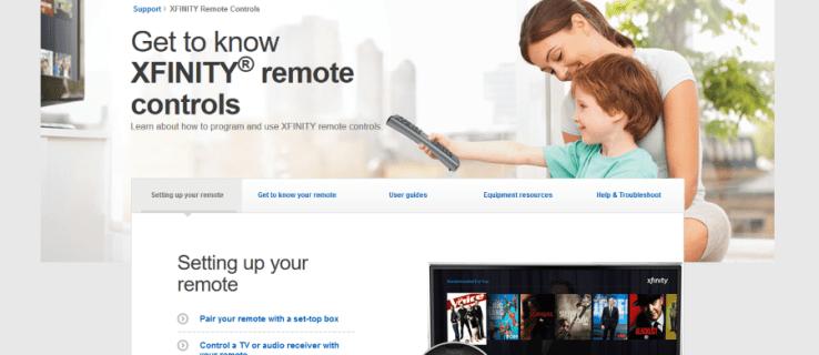 How To Program A Comcast Remote