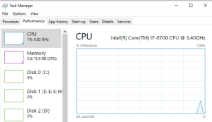 How to stop IAStorDataSvc causing high CPU usage in Windows 10-3