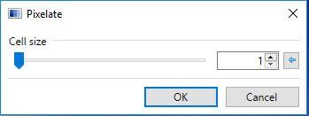 pixel option