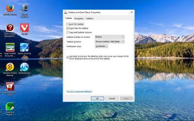 remove taskbar2