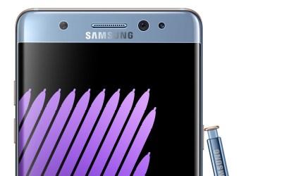 Samsung Galaxy Note 7 Bluetooth Pairing