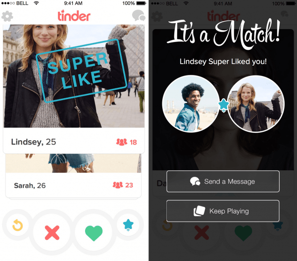 To You On Super Liked Check Who Tinder How