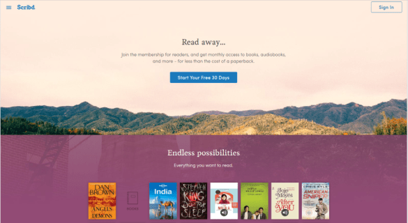 how to download scribd for free