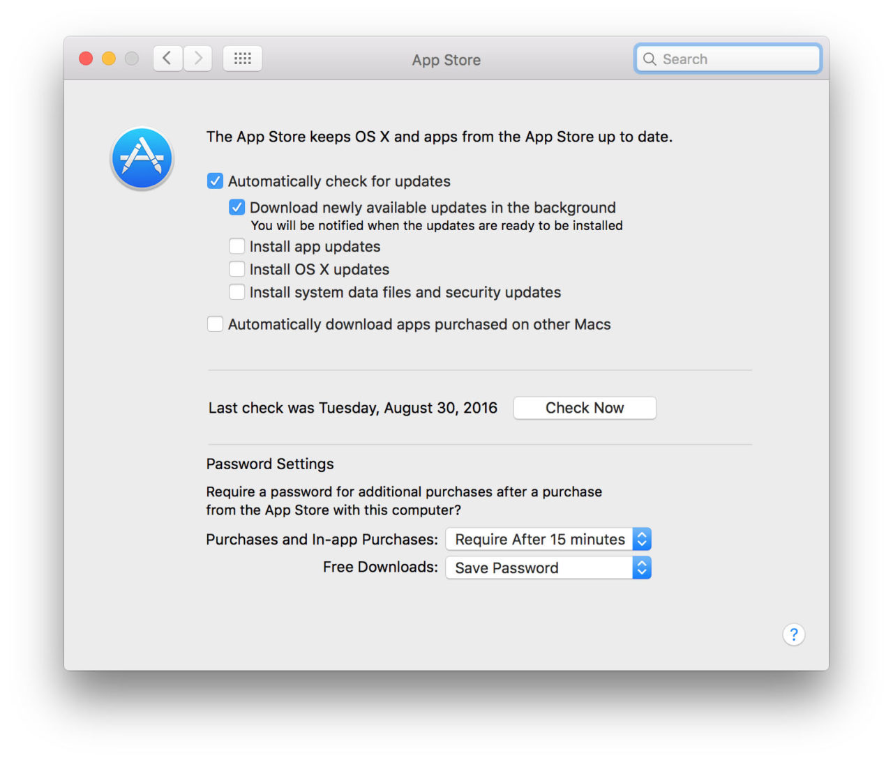 How to Make the Mac App Store Check for Updates More Frequently