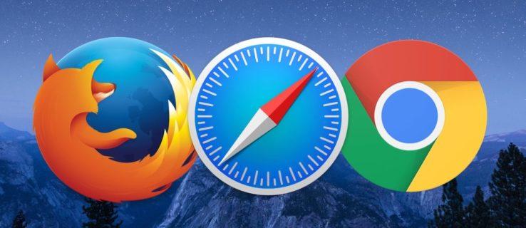 mac web browsers
