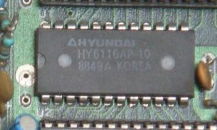 Static RAM Chip