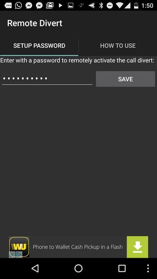 Call forwarding: call forwarding android app.