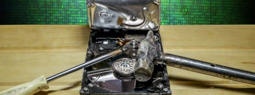 secure erase hard drive