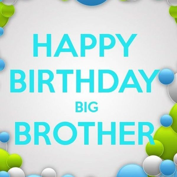 happy birthday quotes and wishes for brother images