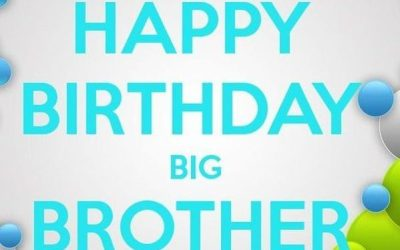 Happy Birthday Quotes And Wishes For Brother With Images