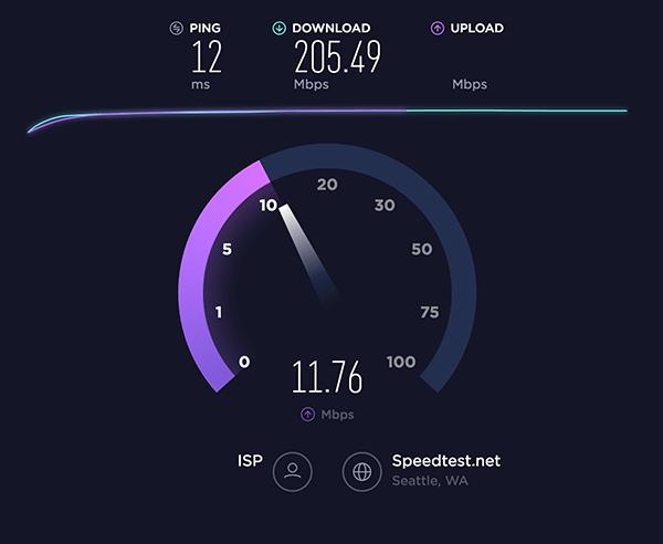 Internet Speed Test |
