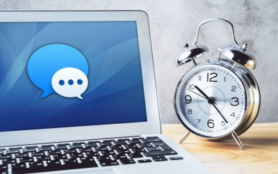 messages mac timestamp