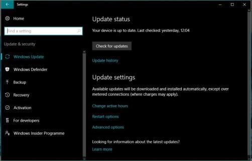 failure configuring windows updates reverting changes stuck