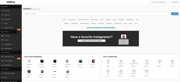 How to Search Instagram 2