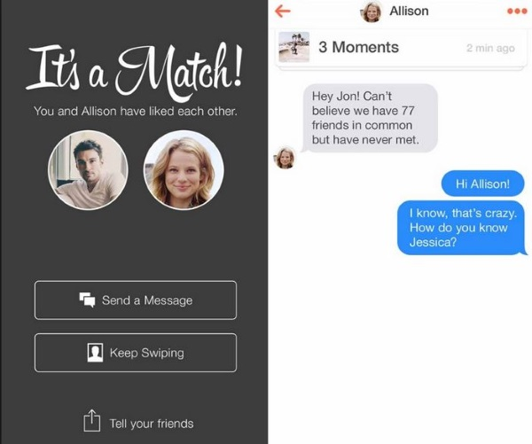 How do you know if a hookup profile is fake
