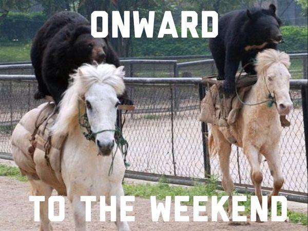 Вперед к выходным