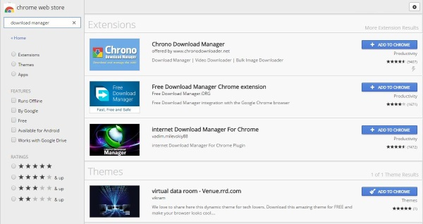 the best chrome download managers 2