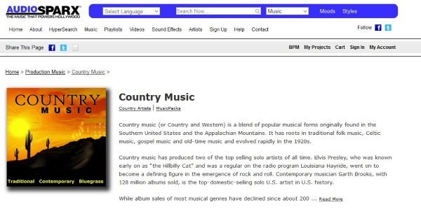 Where To Download Free Country Music