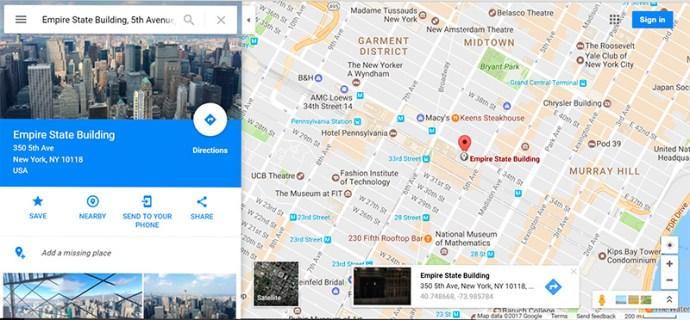 Google Maps New York (2)