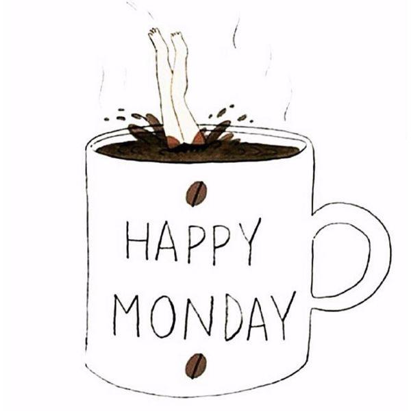 счастливый понедельник