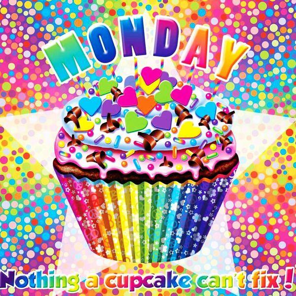 понедельник кекс