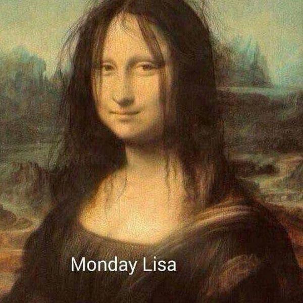 понедельник, Лиза