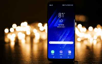 How To Turn On Flashlight With Galaxy S8 And Galaxy S8 Plus