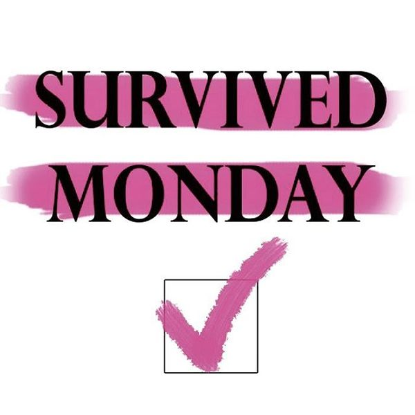 пережил понедельник