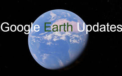 How Often Does Google Earth Update - Updated maps on google earth