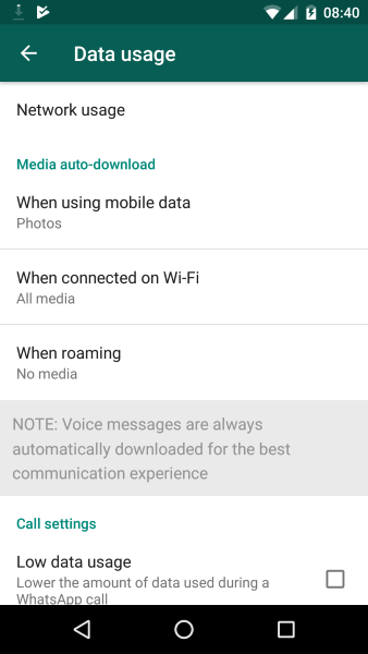How To Stop WhatsApp Saving Photos & Videos to your Phone