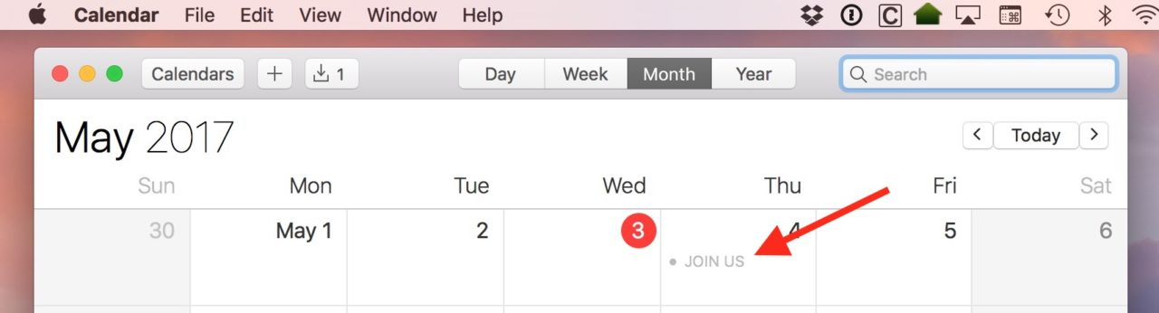 How to Turn Off Automatic Calendar Invites on the Mac