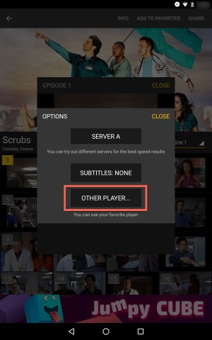 Showbox Other Player