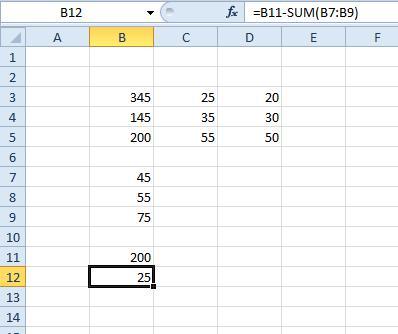 Excel Formula 4