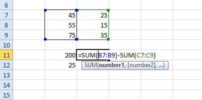 Excel Formula 5