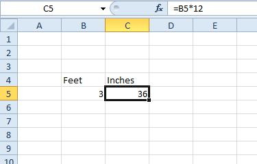 inches converter