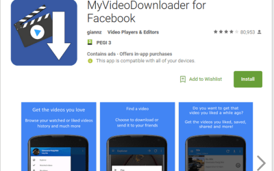 The Best Facebook Video Downloaders for Android, iPhone, Mac