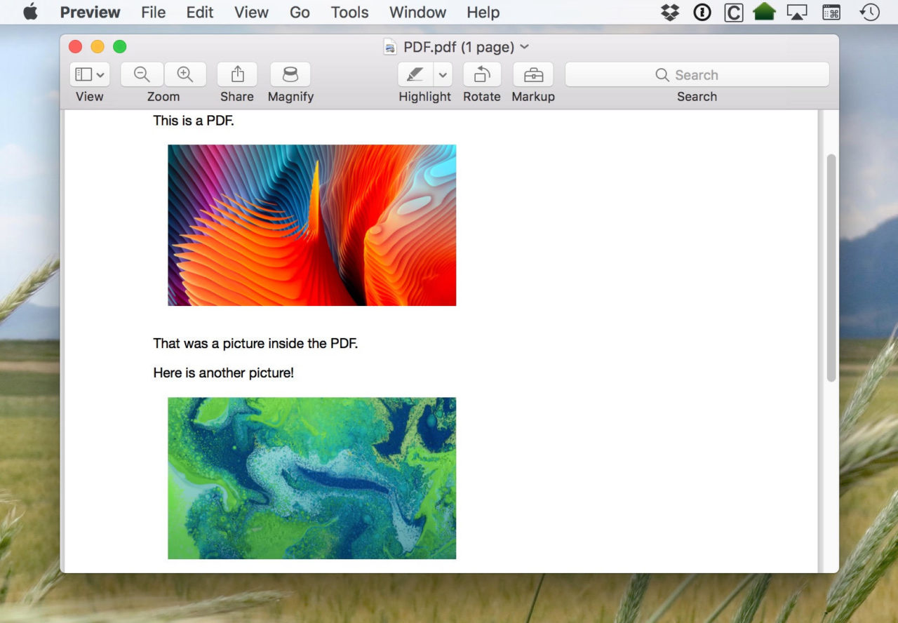 How to Extract Text from a PDF Using Your Mac's Free Built
