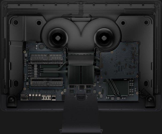 imac pro components