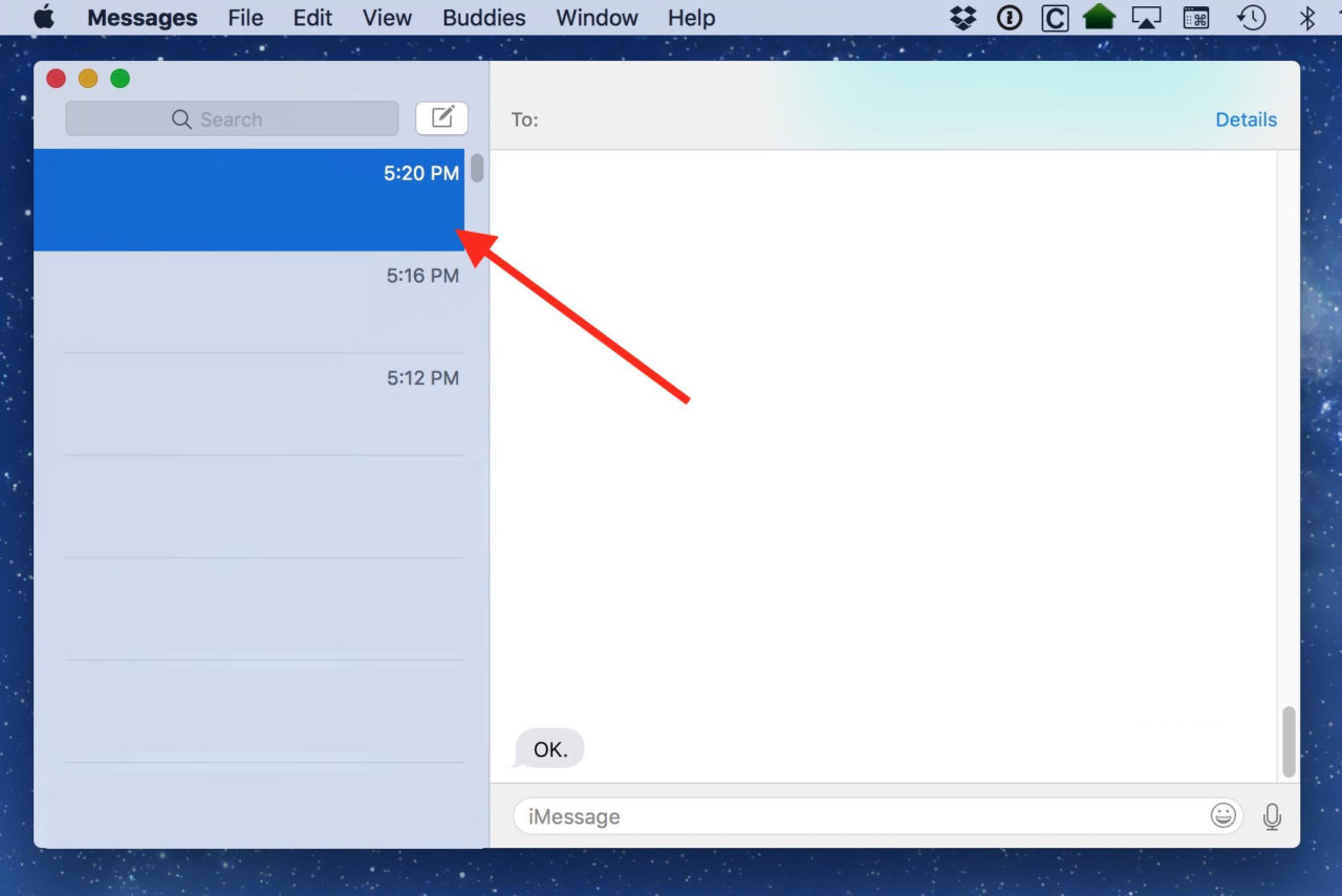 How to Save Images from Messages on the Mac