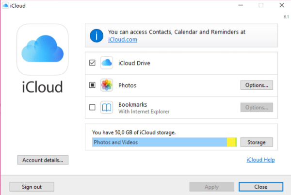 How to download photos from icloud to my computer