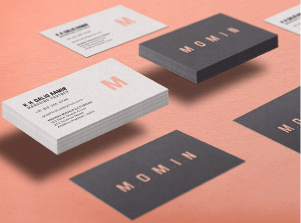 high quality free business card designs mockups
