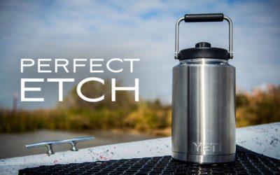 perfect etch yeti jugs